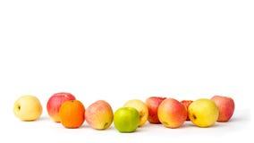 Apple fruttifica Immagini Stock Libere da Diritti