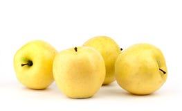 Apple-Gelb lizenzfreies stockfoto