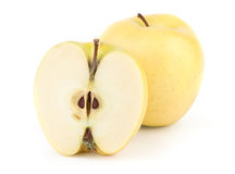 Apple-Gelb Stockbild