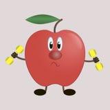 Apple-geschiktheid Stock Afbeelding