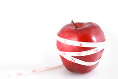 Apple. Is good for health Stock Photo