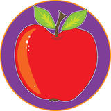 Apple Graphic Royalty Free Stock Images