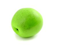 Apple green Stock Photo