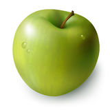Apple green Stock Image