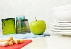 Apple green Royalty Free Stock Image