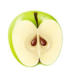 Apple green Stock Images