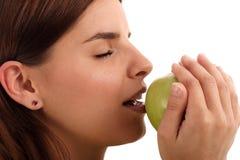 apple green Στοκ εικόνες με δικαίωμα ελεύθερης χρήσης