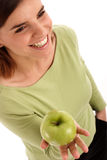 apple green Στοκ Εικόνες