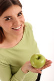 apple green Στοκ φωτογραφία με δικαίωμα ελεύθερης χρήσης