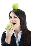 apple green Στοκ Φωτογραφίες