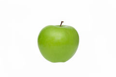 Apple. Green apple isolated on white background Stock Photo
