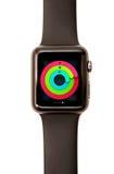 Apple guarda l'occhiata di attività Fotografia Stock