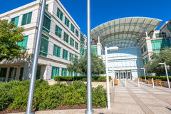 Apple headquarters Cupertino Stock Photography