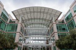 Apple Headquarters in Cupertino, California Stock Photo