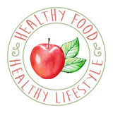 Apple Healthy Food Royalty Free Stock Image
