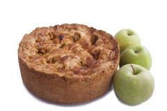 apple home made pie Στοκ εικόνες με δικαίωμα ελεύθερης χρήσης