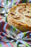Apple homemade pie Stock Image