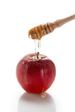 Apple & Honey Stock Photos