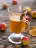 Apple hot drink Stock Photos