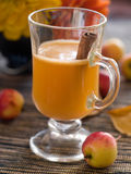 Apple hot drink Royalty Free Stock Images