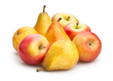 Apple i bonkreta Obrazy Royalty Free