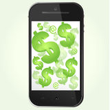 Apple i phone Stock Image