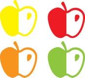 Apple-Ikone Stockfotos