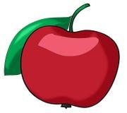 Apple-Illustration Stockfoto