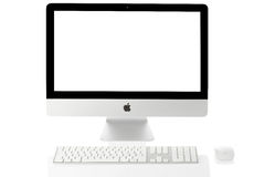 Apple iMac 21 Stock Images