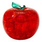 Apple imbarazza Fotografia Stock Libera da Diritti