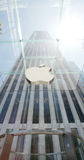 Apple immagazzina in Manhattan, NYC Immagine Stock
