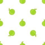Apple inconsútil stock de ilustración
