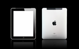 Apple ipad Stockbild