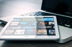 Apple iPad Stock Photos