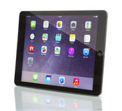 Apple iPad Air Wi�Fi + Cellular Stock Images