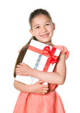 Apple iPad as birthday gift Royalty Free Stock Image