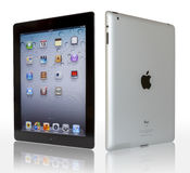 Apple iPad with clipping paths Royalty Free Stock Images