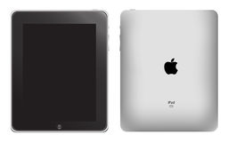 Apple ipad vector Stock Image