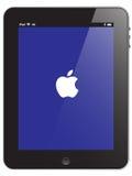 Apple iPad Vektor lizenzfreie stockfotografie