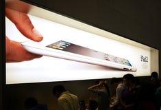 Apple ipad2 Fotografia Stock Libera da Diritti