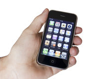 Apple IPhone 3GS Royalty Free Stock Photography