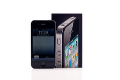 Apple iPhone 4 Stock Images