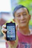 Apple iPhone 4 Stock Photos