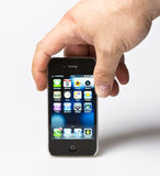 Apple iPhone 4S Royalty Free Stock Photo