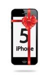 Apple Iphone 5 Royalty Free Stock Photo