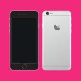 Apple iPhone 6 royaltyfri illustrationer