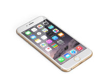 Apple Iphone 6 Royalty Free Stock Images