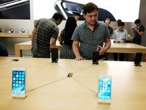 Apple iPhone 7 Arkivfoton