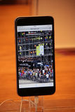 Apple Iphone 6 Royalty Free Stock Photo