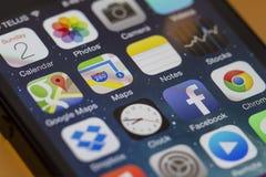 Apple Iphone 4s стоковое фото